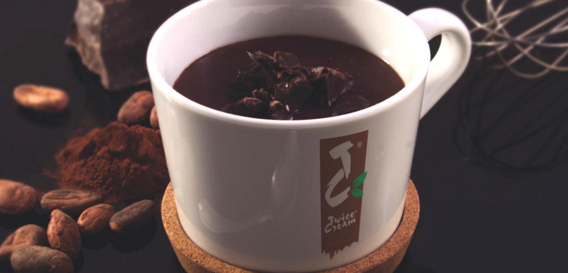 Ciocco Cream: la cioccolata calda che mancava
